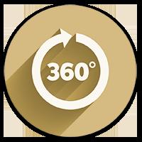 360 degree service advisor training