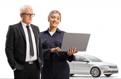 Auto Repair Marketing Service from Kukui